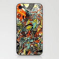 Triefloris iPhone & iPod Skin