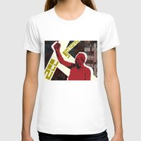 snatch T-shirts featuring zee germans  by Andra Vlasceanu