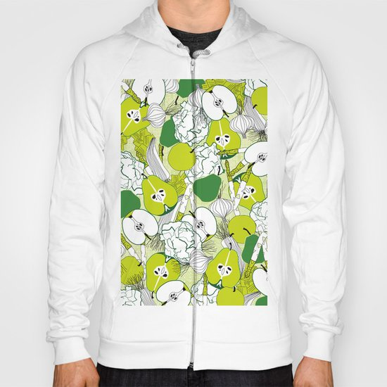 Vegetable pattern Hoody