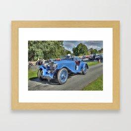 Lagonda Rapier Framed Art Print