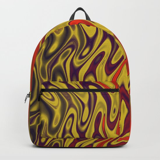 Ripples in Indian Summer Backpack