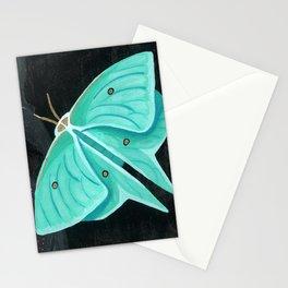Lepidoptera 1, Panel 16: Luna Moth Stationery Cards