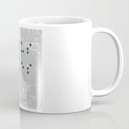Jesus Saves Braille Coffee Mug