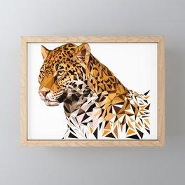 Jaguar Framed Mini Art Print