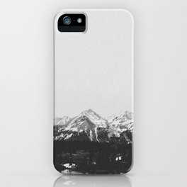 THE MOUNTAINS XIII iPhone Case