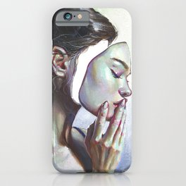 A Case of Identity iPhone Case