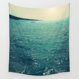 Sea is Always in your Mind Wall Tapestry