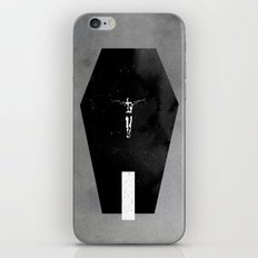 Shallow Grave iPhone & iPod Skin