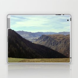 Top of the gondola Laptop & iPad Skin