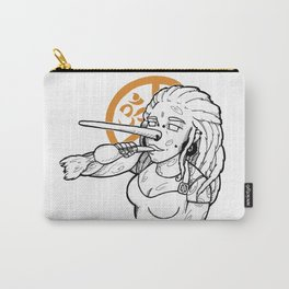 Pinocchio VS Hippy Carry-All Pouch