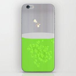 Movie Night! iPhone Skin