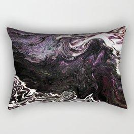 Deep Caverns Rectangular Pillow