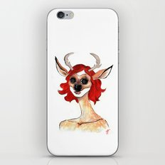 The Masquerade:  The Doe iPhone & iPod Skin
