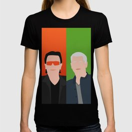 U 2 - Bono, the Edge, Adam Clayton, Larry Mullen Jr T-shirt
