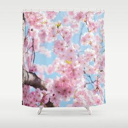 flower photography by Arno Smit Shower Curtain