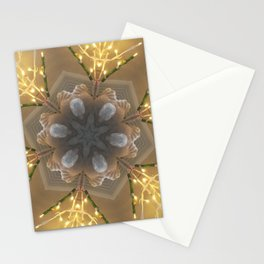 Kaleidoscope Decor 6 Stationery Cards