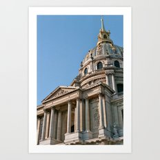 Napoleon's Mausoleum - Paris, France Art Print