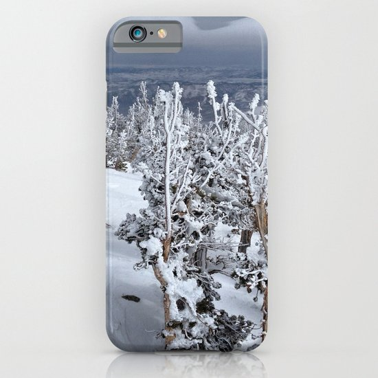 Mt Rose iPhone & iPod Case