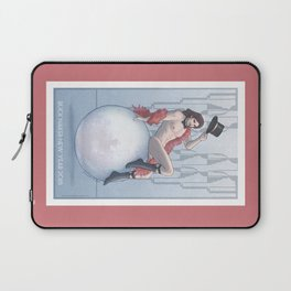 Buck Naked New Year 2018 Laptop Sleeve