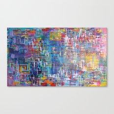 America 2008-2012 Canvas Print