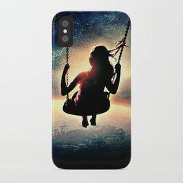care-free iPhone Case