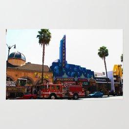 Hollywood Blvd Rug