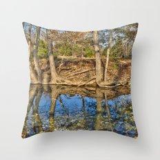 Sparks' Creek #3 Throw Pillow