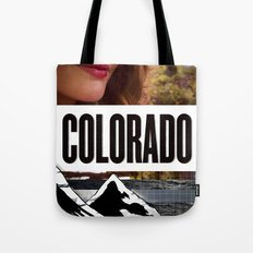 Colorado Bound Tote Bag