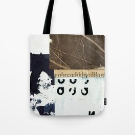 Divided Stories Tote Bag