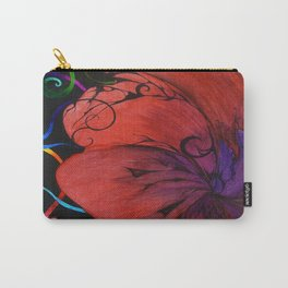 Heart Strings Carry-All Pouch