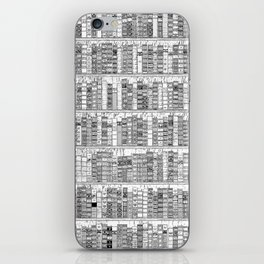 The Library II iPhone Skin