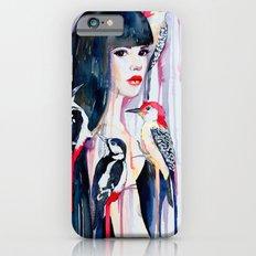 Woodpeckers iPhone 6s Slim Case