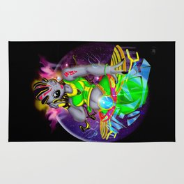 Universal Frequencies Rug