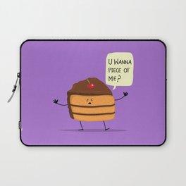 Trouble Caker! Laptop Sleeve