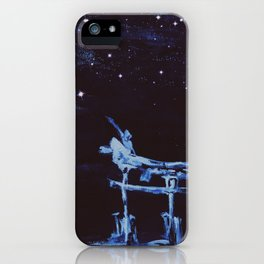 Reaching for Stars iPhone Case