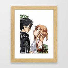 Sao Framed Art Print