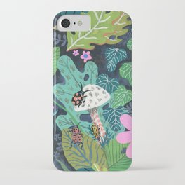 Beetle Pattern iPhone Case