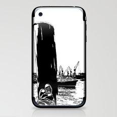 hamburg fischmarkt iPhone & iPod Skin
