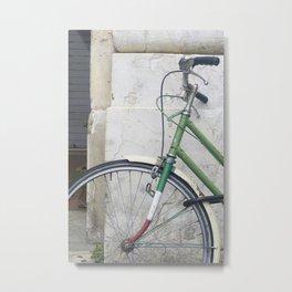 Classic bike Italy Metal Print