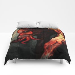 Are you there Cthulu? it's me... Comforters