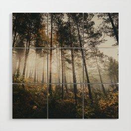 Time Standing Still Vol.9 Wood Wall Art