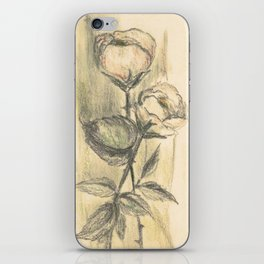 Mom's Flowers iPhone Skin