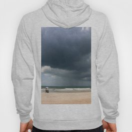 A Peaceful Day At The Seaside Hoody
