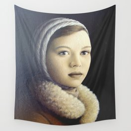 Lovely Anna Rose Wall Tapestry