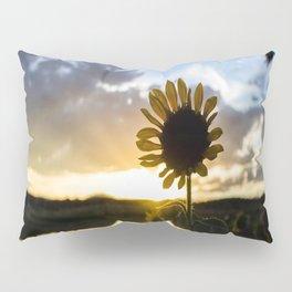 Sunflower Sunset Pillow Sham