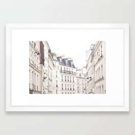 Slightly Paris Framed Art Print