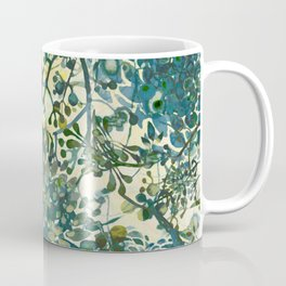 spring time emerald green Coffee Mug