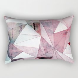 23 Windows Rectangular Pillow