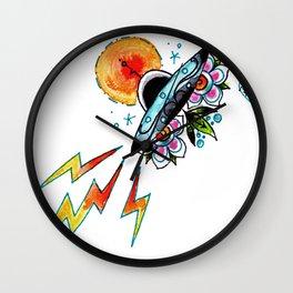 UFO a`la DANG Wall Clock