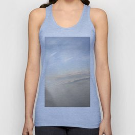 floating on the sky Unisex Tank Top
